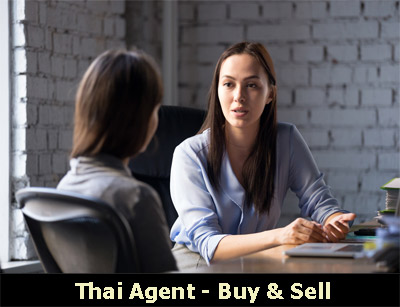 Buying Agent and Sales Agent Thailand